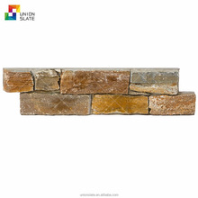 Ledge cement stone wall slate stone interior decorative wall panels