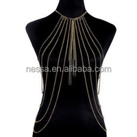 wholesale gold body jewelry making supplies wholesale NSNK-34537