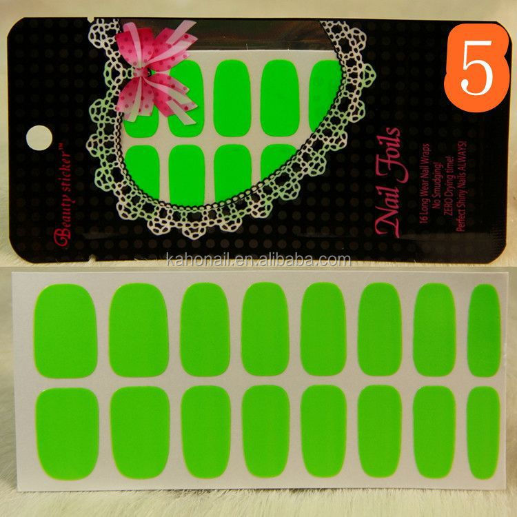 Beautiful nail sticker for ladies, heart designs nail, nail art stickers # MZFS254