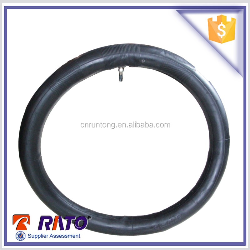 2016 high quality natural rubber motorcycle inner tube 2.75-21