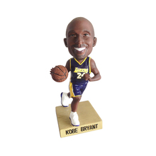 Resin NBA basketball player Kobe bobble head figurines