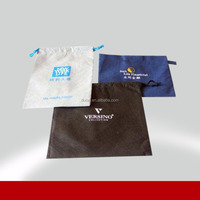 Wholesale eco drawstring pouch bag with logo print