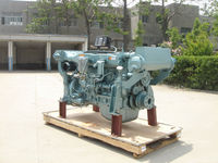 Sinotruk marine diesel engine WD415 WD615 WD618(D12) use for fishing boat