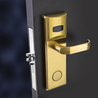 2014 digital hotel door lock hotel card lock encoder