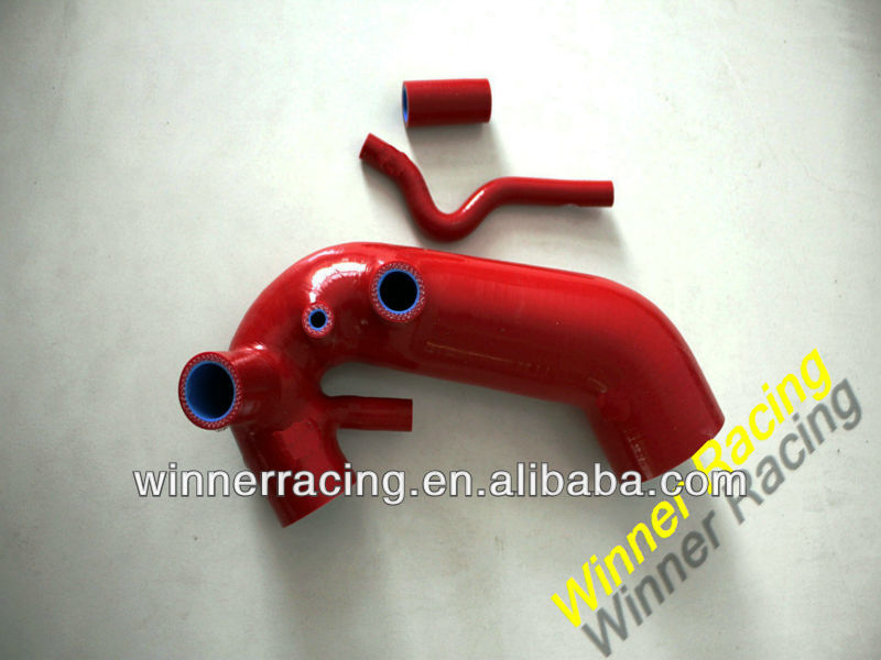 Red Radiator silicone hose for Audi A4/Passat B5/B5.5 1.8T