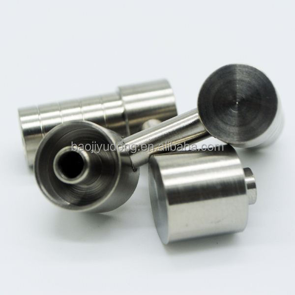 new invented domeless titanium nail