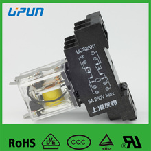 upun new products 2015 innovative product control relay 5A 250V UCS28*1