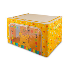 the lowest price in the whole net Eco Oxford underbed shoe storage box with clearcover