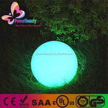 glowing led mood decor outdoor indoor flashing 16colored led new products ball light
