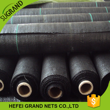 PP Material Black Plastic Mulching Film/ pp ground cover