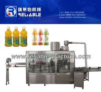 The Most Competitive Price Buy 3-in-1 Apple Juice Production Line/fresh Fruit Juice Bottling Plant