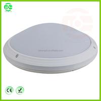 China Round 12W Led Sensor Ceiling Semi Flush Ceiling Light Fixtures