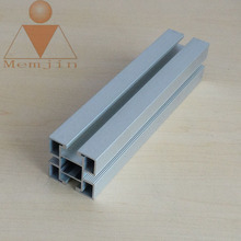 customized 6063 aluminum extrusion for picture frame, anodized aluminum extrusion for picture frame