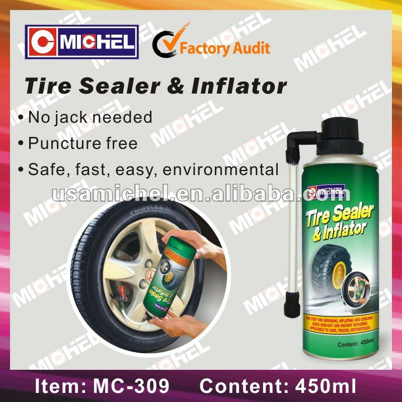 Tyre Puncture Sealant, Tyre Repair Spray
