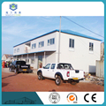 professional prefabricated residential houses galvanized steel cheap pre made homes