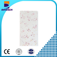 Dcorative Materials Pvc Ceiling Wall Cladding