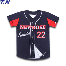 Custom sublimated baseball uniforms designs