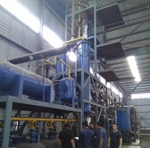 Environment protective Used Oil Refinery/Refining Equipment with 85% oil yield
