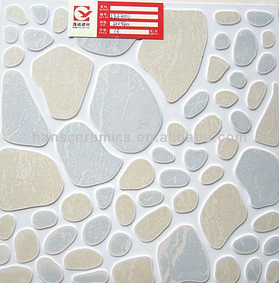 Floor mat tiles