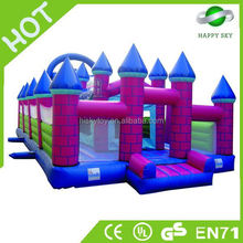 2016 Customize inflatable castle,big bounce houses for sale,inflatable bounce house