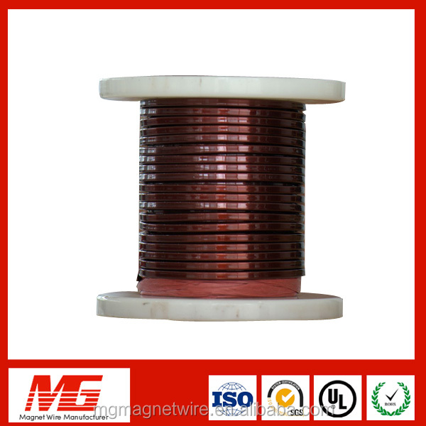 Colored polyester super enameled 18 gauge standard wire diameter