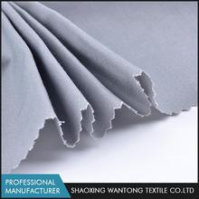 New arrival waterproof plain dyed polyester tr fabric
