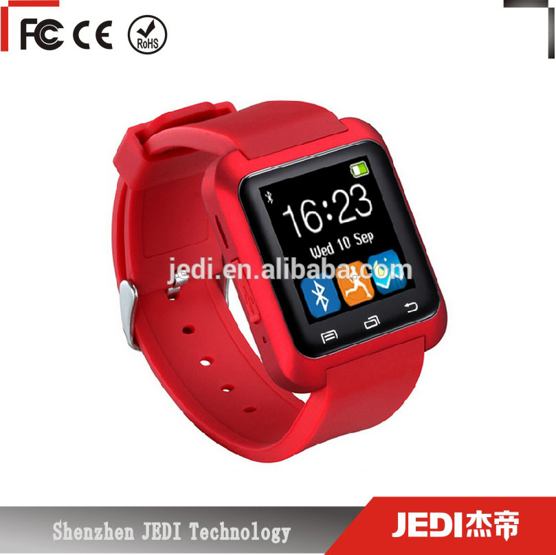 Low price high quality mobile hand watch with bluetooth gl2596