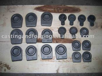 stainless steel die casting parts