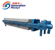 urban tap water sludge dewatering filter press
