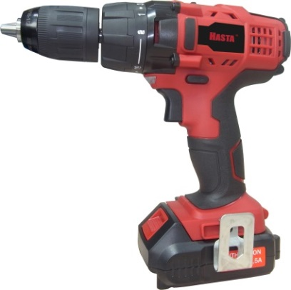 18V rechargeable multifunctional power craft cordless drill battery electric screwdriver