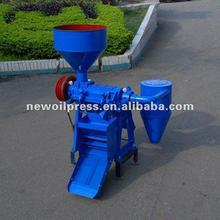 Mini family use rice processing farming equipment
