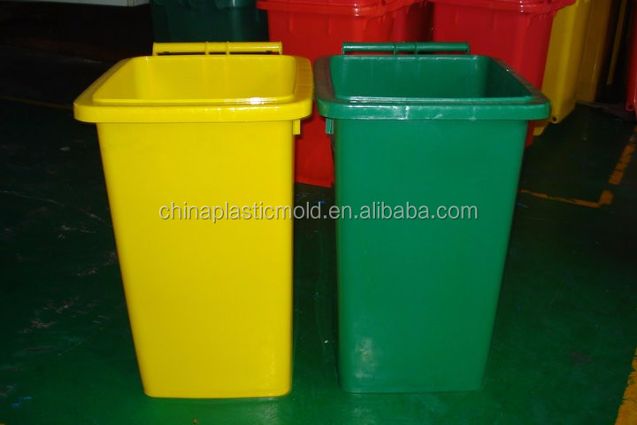 100liter wheelied recycling bins yellow plastic recycling bins with wheels