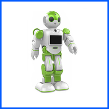 Icanany hot selling 3D Programmable Voice Control Intelligent Humanoid Robot for Kids Study and Entertainment