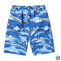 2015 summer 100% polyester swim shorts mens underwear xxx photo sexy men shorts swimwear