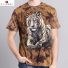 2017 new style 3D sublimation printing wholesale 3d t shirt
