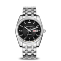 Best price stainless steel case 5ATM waterproof custom watch automatic for men