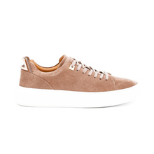 Casual shoes quality assurance newly designed women platform genuine leather shoes and sneakers running