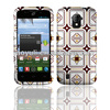 mobile phone case for ZTE Majesty Z796C, good lattice phone case, cheap case for ZTE Z796C