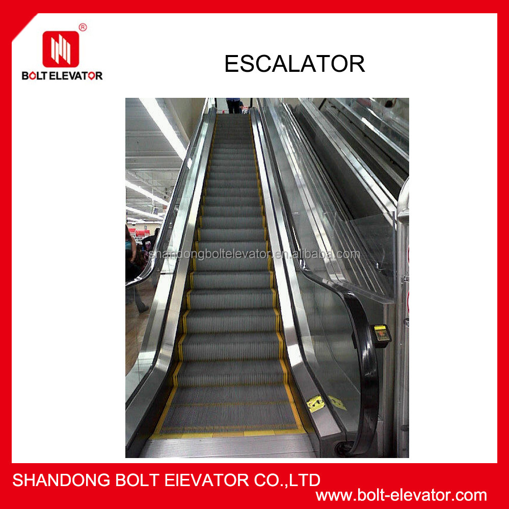 2015 Best-selling China Made High Quality Cheap Price Escalator VVVF Use For Escalator Residential Save Purchase Escalator Cost