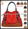 Full Grain Soft Leather Bag Women Designer Handbags 2013(AFY067)