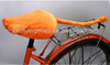 fashionable cute designer bike seat cover