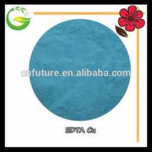 Water soluble in agriculture Copper chelate EDTA Cu fertilizer