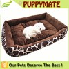 Wholesale new design comfortable pet bed/sofa dog beds/cat beds