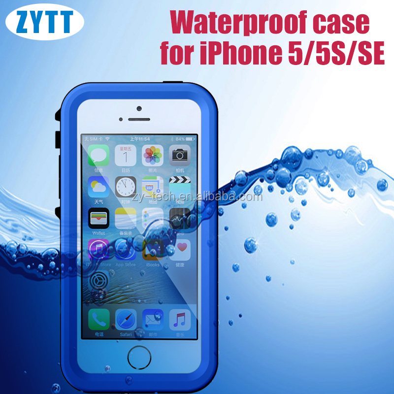 Cheap import phone case Tank Hybrid PC+TPU Kickstand Mobile back cover waterproof case For Apple iPhone 5S