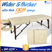 Three-Section Hatchback Foldaway massage bed