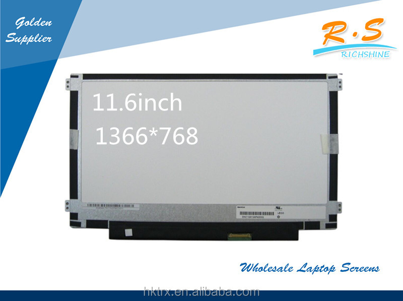 "New 11.6"" WXGA HD 1366x768 LED LCD Replacement Screen 30 pin MATTE"