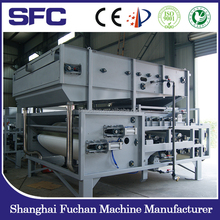 Automatic Belt Type Mud Filter Press
