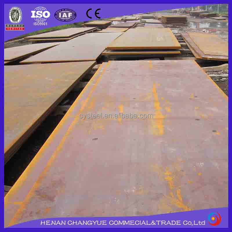 high quality cheap Q460 low alloy high strength steel plate