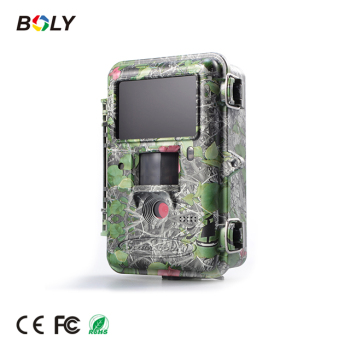 Scoutguard 25MP pixels 1080P HD 940nm black ir no motion blur hunting camera for security and hunting SG2060-K