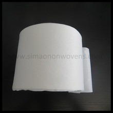 Great Water Absorption Spunlace Nonwoven Polyester Viscose Fabric